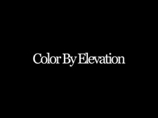 Color By Elevation