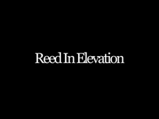 Reed In Elevation