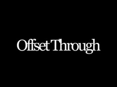 Offset Through