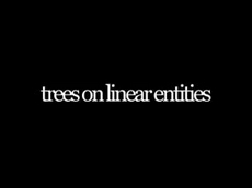 trees on linear