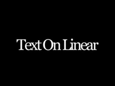 Text On Linear