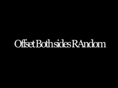 Offset Both sides RAndom