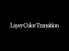 Layer Color Transition