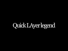 Quick Layer Legend
